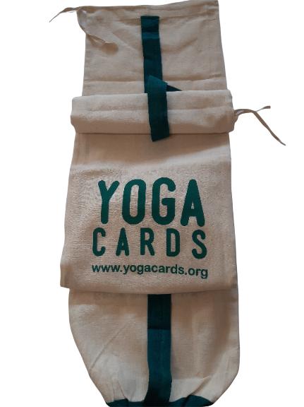 Portamat Yoga Cards